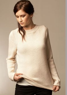 092 Silk Georgette Sweater Vers 1 Digital Download / Jo Sharp Patterns