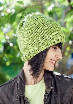 Keystone Hat via Craftsy