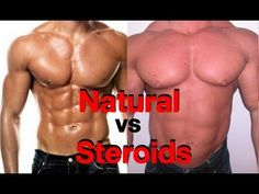 Natural Bodybuilding - vs.- Anabolika Steroide & Doping - YouTube