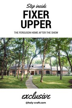 1000 ideas about magnolia homes fixer upper on for Fixer upper does the furniture stay