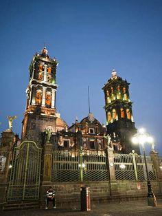 Historic Centre of Puebla - Mexico