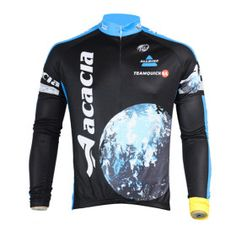 ACAIA - New Design Mens Cycling Wear Suit Long Sleeve Cycling Jersey    Cycling Pant With Windproof 952a33481