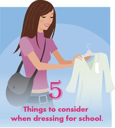MelodySoup blog: 5 things to consider when dressing for school - clothing considerations for music teachers and anyone else who teaches