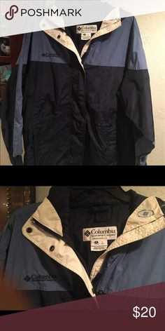 Columbia jacket Great condition. No liner Columbia Jackets & Coats