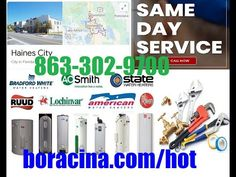 Emergency Hot Water Heater Repair In Haines City, FL Same Day Installati... Osceola County, Mobile Mechanic, Lakeland Florida, Winter Haven, Car Repair Service, Real Estate Services, The Help, Semi Trailer, Day