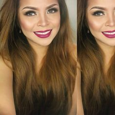 Instagram photo by @imeesitchon (Imee Sitchon) | love the lip colour (wet n wild, sugar plum fairy?)