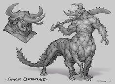 Alien Creatures, Fantasy Creatures, Mythical Creatures, Monster Concept Art, Monster Art, Creature Concept Art, Creature Design, Character Inspiration, Character Art