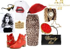 """""""AdR"""" by bigas on Polyvore"""