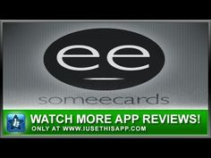 SomeEcards iPhone App - Best iPhone App - App Reviews #iphone #apps #appreviews #IUT