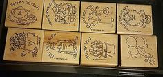 Stampin' Up!*Nice and Easy Notes* Rubber Stamp Set, Mounted. Stampin Up, Notes, Easy, Crafts, Report Cards, Manualidades, Stamping Up, Notebook, Handmade Crafts