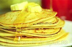 Pancakes (clatite americane) reteta originala