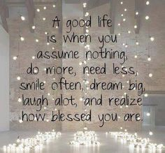 Realize How Blessed You Are ⊰♡⊱