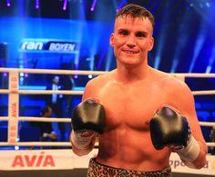Die SES Boxing-Hoffnung im Mittelgewicht Domenic von Chrzanowski