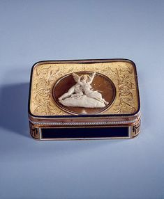 Russian Snuff Box