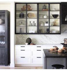 "2,013 Likes, 35 Comments - Stone Textile (@stonetextile) on Instagram: ""Gorgeous kitchen design by @nicolehollissf #spaceoftheday"""