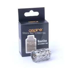 >> Click to Buy << Original Aspire Nautilus Mini Replacement Tank Stainless Hollowed Window Tank For Aspire Nautilus Mini Vaporizer Accessories #Affiliate