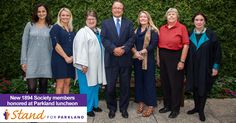 Yesterday, Parkland Foundation welcomed new members into the 1894 Society at our annual luncheon. We thank each of them for the legacy they will leave for Parkland Hospital through their generosity. Find out how you can become a member at: www.IStandforParkland.org/GiftPlanning