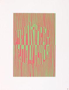 Josef Albers - Interaction of Color (Die Wechselbeziehung der Farbe)