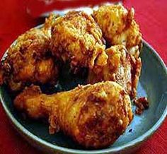 Southern fried chicken-Almost as good as Jackie's Fried Chicken
