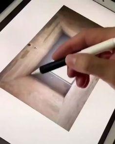 Original Handmade Oil Painting,Modern Art,Art Decor by ArtWindStudio Architecture Design, Interior Architecture Drawing, Architecture Sketchbook, Interior Design Sketches, Interior Rendering, Sketch Design, Ipad Art, Designs To Draw, Art Decor