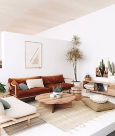 Home Decor Apartment cozy desert living room.Home Decor Apartment cozy desert living room My Living Room, Home And Living, Living Room Decor, Living Spaces, Cozy Living, Small Living, Natural Living Rooms, Bohemian Living Rooms, Barn Living