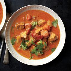 Thai Chicken Curry (Use Cauliflower instead of potatoes)