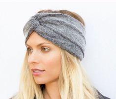 Stone Cold Fox Headband