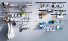 Ikea Fintorp series - Kitchen organization