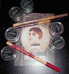 #twentiesicon #nevecosmetics #truccominerale #vegan #makeup #cosmetics #ilviaggiointornoalsole