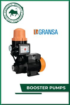 Give your water pressure a boost with our Gransa Booster Pump.  Available in different sizes to suit your pumping needs! Pumping, Suits You, Water, Stuff To Buy, Gripe Water
