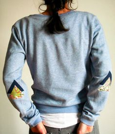 Elbow patches have the ability to update a jumper, giving it a stylish look. While they are often there to cover up holes or reinforce shirt sleeves, most
