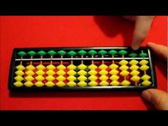 Introduction on how to use a Japanese Abacus PART 1 Maths Tuition, Abacus Math, Japanese Language Proficiency Test, Learn To Count, Japanese Kanji, Homeschool Math, Homeschooling, Listening Skills