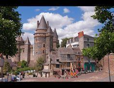 Una ruta en coche en Bretaña francesa por 15 pueblos detenidos en el tiempo