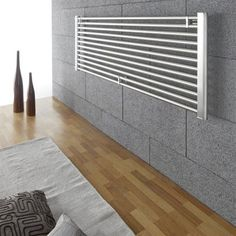 Horizontal towel warmers
