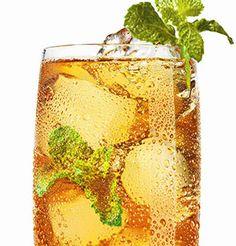 Cocktail ingrediënten 160 ml appelsap 40 ml sinaasappelsap 40 ml ananassap 10 ml citroensap 1 takje muntblaadjes  Recept instructies Doe wat ijs en een muntblaadje in een glas Roer het muntblaadje zachtjes rond Voeg de appel, sinaasappel, ananas en citroensap toe Roer alles goed door en garneer met de overgebleven muntblaadjes