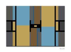 V.S. - modern digital art by www.pixel-prints.com