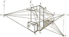 построение тени от конуса - Google Search