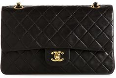 Chanel Vintage classic 2.55 bag   #Chic Only #Glamour Always
