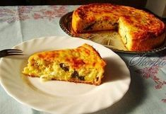 18 melengető, sós pite leveles tésztából | NOSALTY Hungarian Recipes, Baked Goods, Quiche, French Toast, Food And Drink, Pie, Baking, Breakfast, Torte