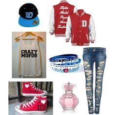 One Direction outfit