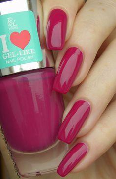 Green, Glaze & Glasses: Rival de Loop Young - I love Gel-Like Nail Polish (Review Part 2)
