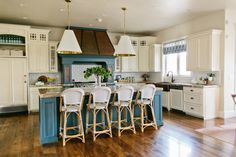 Selecting the Right Lighting for Your Kitchen Island - House of Jade Interiors Blog
