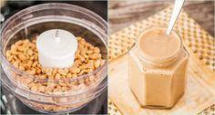 Backen macht glücklich | Tipp: Gesunde Erdnussbutter und Mandelmus selbermachen | http://www.backenmachtgluecklich.de