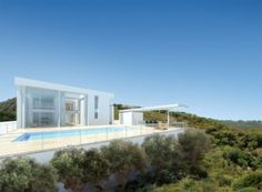 Bodrum Houses In Yalikavak By Richard Meier Architects | The Design Home