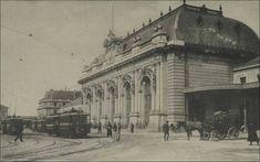 La Stazione Centrale costruita nel 1864