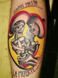 Mexican Tattoo Meaning 26 Mexican Tattoo Tattoos Mexican Tattoo