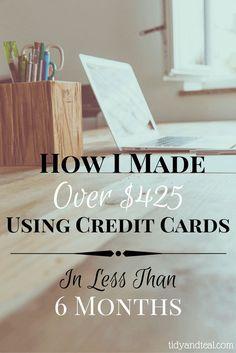 Make Money | Credit Cards | Financial Tips | Personal Finance Ways To Save Money, Money Tips, Money Saving Tips, How To Make Money, Money Hacks, Business Card Maker, Cool Business Cards, Credit Card Hacks, Credit Cards