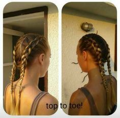 Braids by Top to Toe in Samos Greece