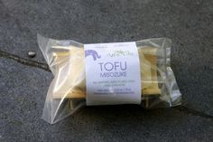 Beyond Vegan Foie Gras: Tasting Tofu Misozuke (Miso Marinated Tofu)