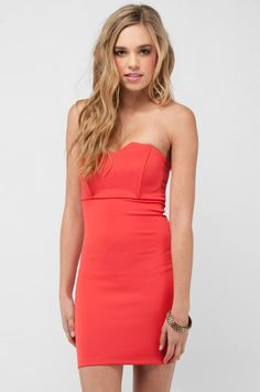 Too Hot to Handle Dress $42